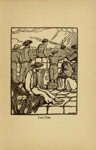 The Pier / Jack B. Yeats