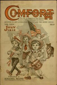 [1], Comfort, v. XXIV, no. 9, July 1912