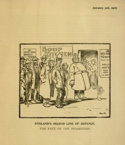 "[7] p., ""England's Second Line of Defence"", The Republic, v. 1, no. 4, January 3, 1907"