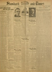 [1], The Catholic Standard and Times, v. 24, no. 21, Saturday, April 5, 1919