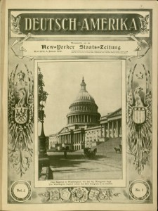 Deutsch-Amerika, v.2, no. 1, January 1, 1916