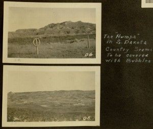 Badlands (South Dakota), 1924