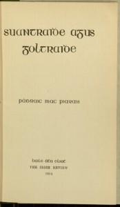 [1] p., Suantraidhe agus goltraidhe