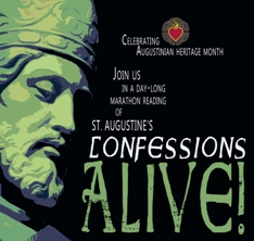 Confessions Alive poster