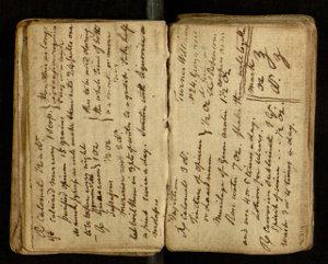 Thomas Lloyd Diary Page 10-11