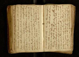 Thomas Lloyd Diary Page 97-98