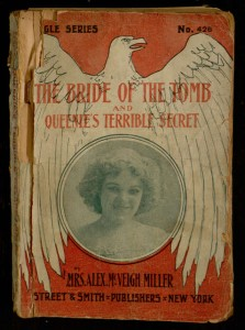 The Bride of the Tomb and Queenie's Terrible Secret (cover)