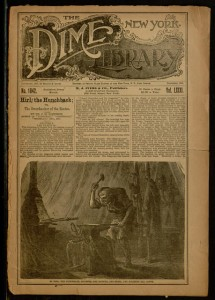 New York Dime Novel