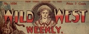 Wild West Weekly