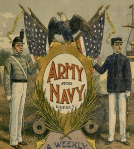 Army and Navy Masthead