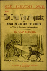 The Twin Ventriloquists