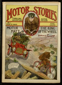 Moter Stories