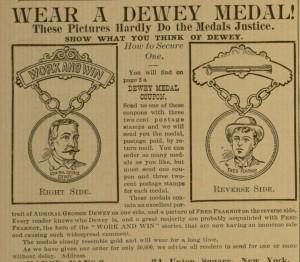 Dewey Medal