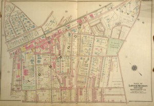 Map, Part of Lower Merion Township Montgomory Co.