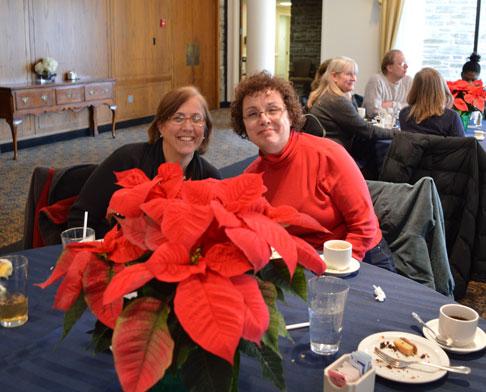 Ann Stango, Sue Ottignon