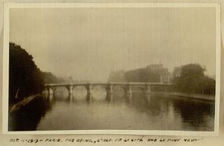 Pont Neuf & Île de la Cité