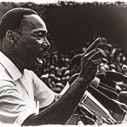 Villanova Basketball Alum's MLK Artifact