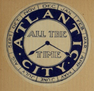"""Atlantic City: All the Time""."