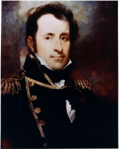 Stephen Decatur, commander of the USS President, courtesy of Wikimedia Commons.