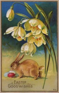 Easter Good Wishes Card