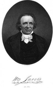 William Jarvis, (http://en.wikipedia.org/wiki/William_Jarvis_%28merchant%29)