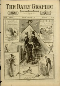 The Daily Graphic, v. XXXI, no. 3126, Tuesday, April 17, 1883.