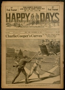 Happy days : a paper for young and old, v. XLIV, no. 1144, September 16, 1916.
