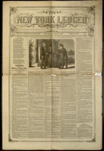 The New York Ledger, v. XXIX, no. 3, March 8, 1873.
