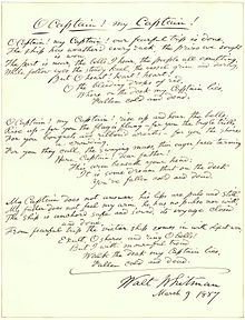 Whitman_Poem_O_Captain_My_Captain_09MAR1887_handwritten