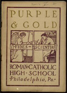 Purple and Gold, v. 5 [i.e., 4], no. 2, November 1912.