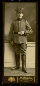 Photograph, Standing German Officer, [n.d].