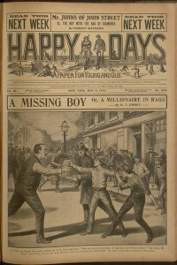 Happy days : a paper for young and old, v. XL, no. 1021, May 9, 1914.