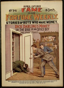 Fame and Fortune Weekly, no. 341