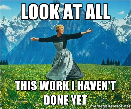 All This Work