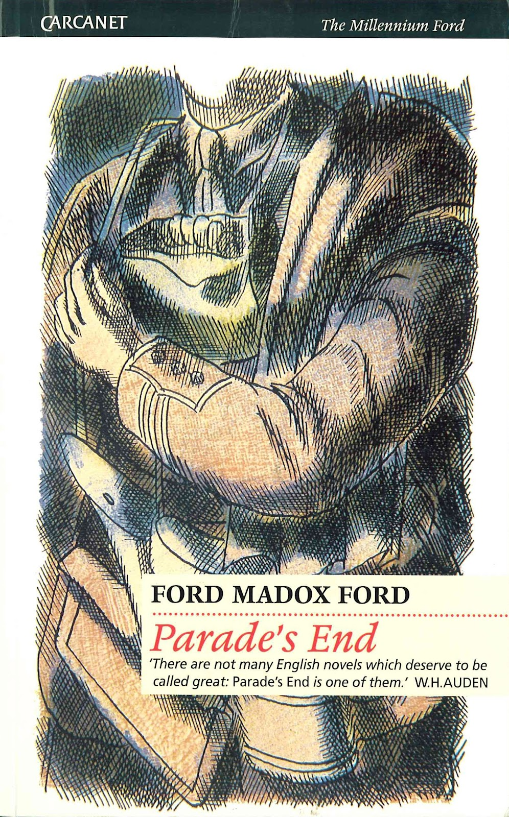 Ford, Parade's End old cover