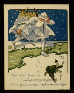 Postcard, December 1, 1917.