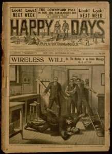Happy days : a paper for young and old, v. XXXVIII, no. 988, September 20, 1913.