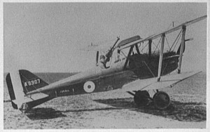 Airplane, Possibly World War I Fighter Plane, 1916. Prints and Photographs Division, Library of Congress. Reproduction Number LC-D418-407 DLC.