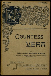 Countess Vera
