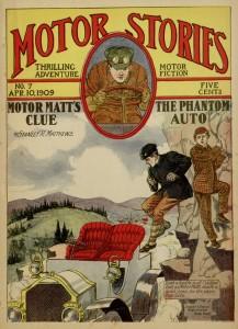 Motor Matt's Clue