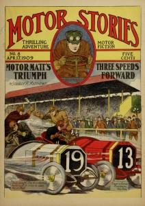 Motor Matt's Triumph