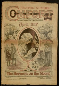 Front cover, Comfort, v. XXIX, no. 6, April 1917