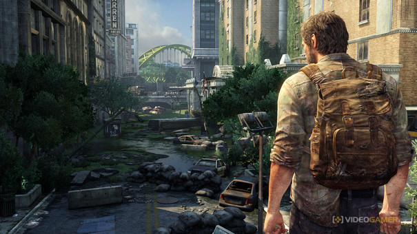 Last of Us Screen