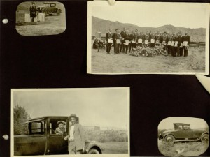 [8 recto], Photograph Album of Sonora, California