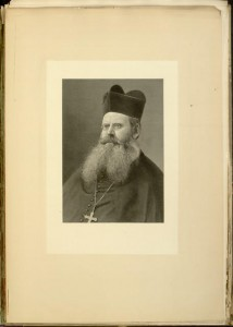 Plate, The Right Rev. Rupert Seidenbusch, D.D., O.S.B., Bishop of Halia and Vicar Apostolic of Northern Minnesota