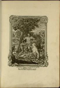 Plate 2, recto, Index picturarum chalcographicarum historiam Veteris ...