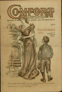 Comfort, v. XXII, no. 11, September 1910