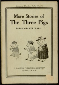 More Stories of the Three Pigs