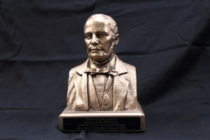 Award, bust of Thomas E. Cahill