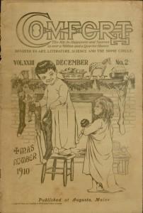 [1] p., Comfort, v. XXIII, no. 2, December 1910